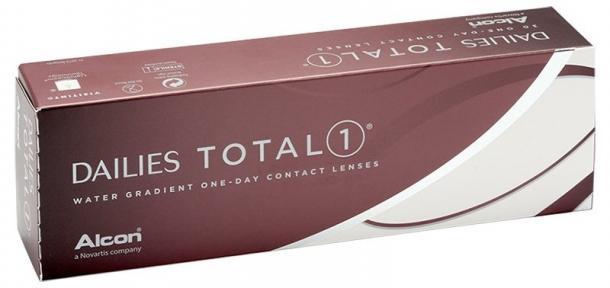 Контактні лінзи Dailies Total 1 30шт/упаковка