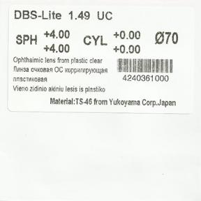 DBS-Lite 1.50