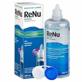 Розчин для лінз ReNu MultiPlus 360 мл