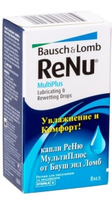 Renu Multiplus, 8мл