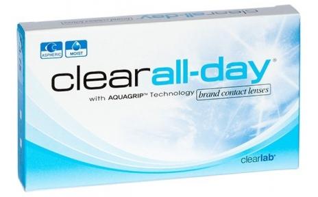 Контактні лінзи Clear All-day 6 шт/уп