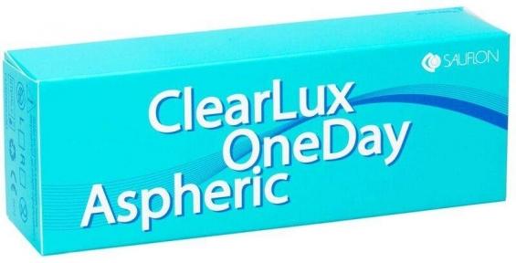 Контактні лінзи ClearLux One Day Aspheric