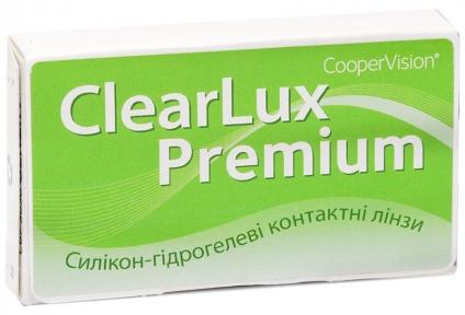 Контактні лінзи ClearLux Premium