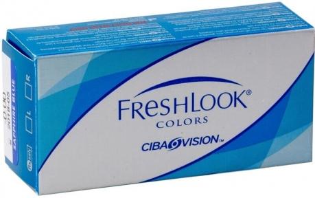 Контактні лінзи FreshLook Colors 2шт.