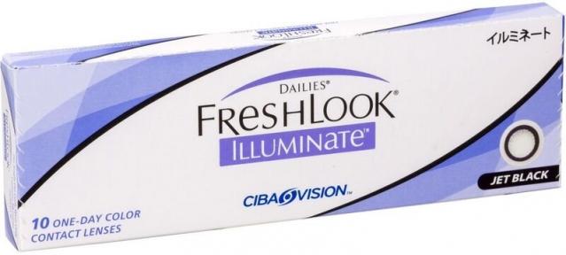 Контактні лінзи FreshLook Illuminate Black