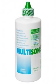 Розчин для лінз Multison 375 мл