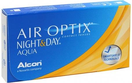Контактні лінзи Air Optix Night&Day Aqua 3шт/уп